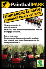 carte paintball ce